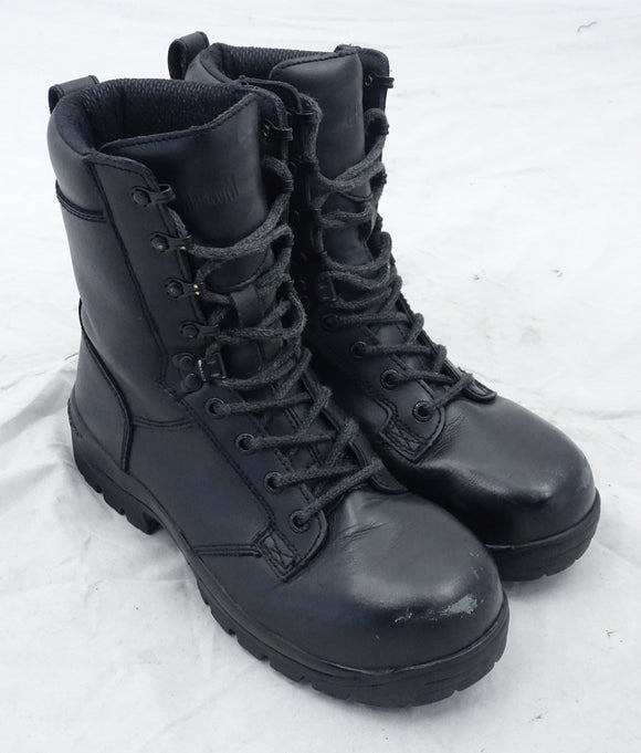 Used Magnum Elite Shield CT CP WP Black Combat Tactical Boots