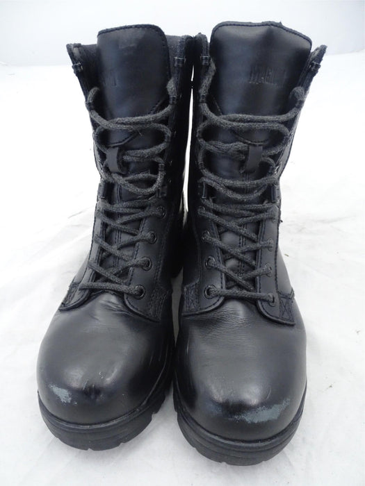 Used Magnum Elite Shield CT CP WP Black Combat Tactical Boots Grade B