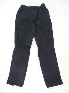 Endura Lightweight Cycling Black Cargo Pocket Trousers END01