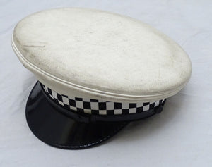 Genuine Traffic Officer Peaked Cap Collectors Grade B