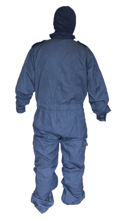 Fire Retardant Dark Blue Tactical Riot Overall Coverall Paintball Airsoft FR03B