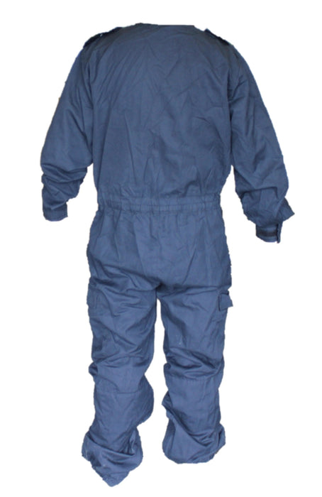 Fire Retardant Dark Blue Tactical Riot Overall Coverall Paintball Airsoft FR04B