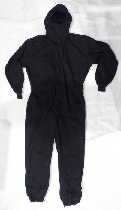 Black Derby Unitex Tactical Coveralls - Grade A