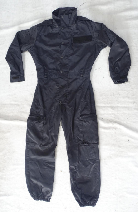 Navy Blue Derby Unitex Waterproof Tactical Coveralls - DUC13A