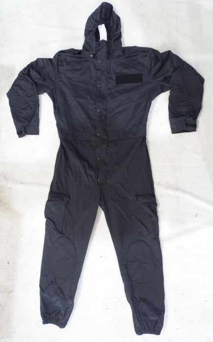 Navy Blue Derby Unitex Waterproof Tactical Coveralls - DUC14A
