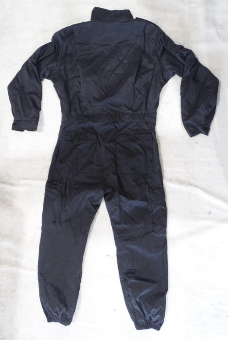 Navy Blue Derby Unitex Waterproof Tactical Coveralls - DUC15A