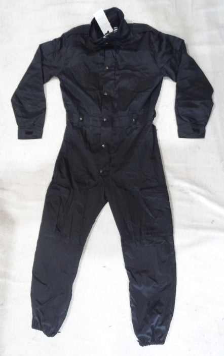 Navy Blue Derby Unitex Waterproof Tactical Coveralls - DUC16A