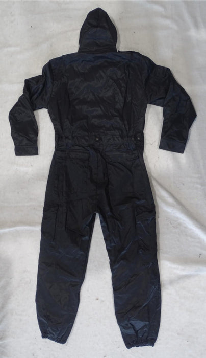 Navy Blue Derby Unitex Waterproof Tactical Coveralls Paintball Airsoft - DUC17A