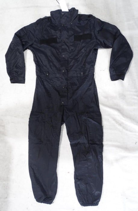 Navy Blue Derby Unitex Waterproof Tactical Coveralls - DUC18A