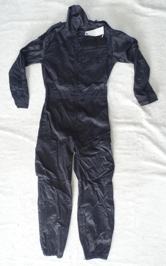 Navy Blue Derby Unitex Waterproof Tactical Coveralls - DUC6A