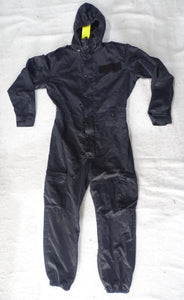 Navy Blue Derby Unitex Waterproof Tactical Coveralls - DUC9B
