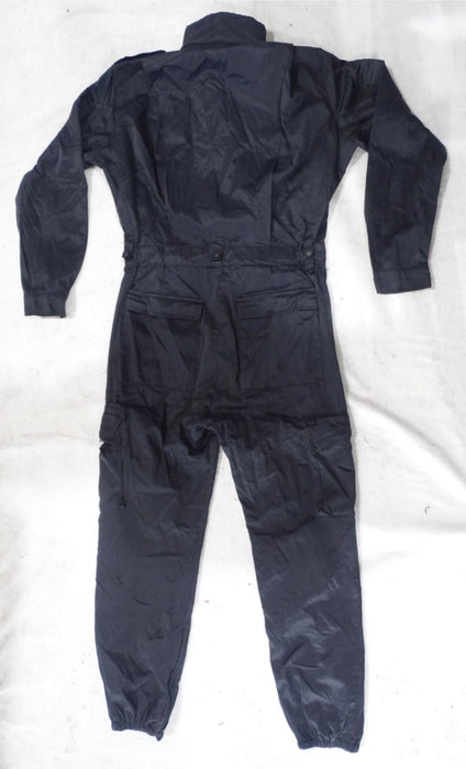 Navy Blue Derby Unitex Waterproof Tactical Coveralls - DUC18B