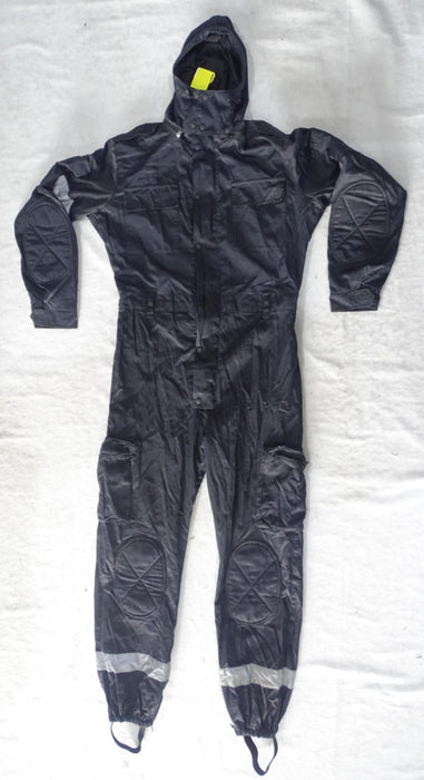 Navy Blue Derby Unitex Waterproof Tactical Coveralls - DUC1B