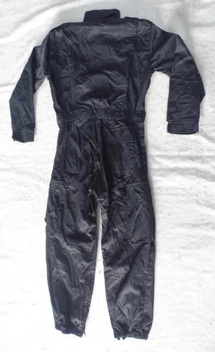 Navy Blue Derby Unitex Waterproof Tactical Coveralls - DUC6B
