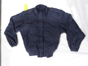 Scotgreat Navy Blue Flame Retardant Riot Coverall Jacket Type 2 Grade B