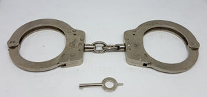 Hiatts 2010 Chain Link Handcuffs Speedcuffs Quickcuff Grade A