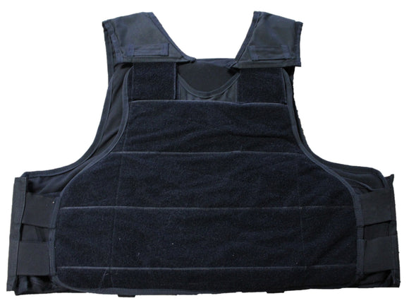 Ex Police Highmark Black Tactical Body Armour Cover Tac Vest !Cover Only! HMC04A