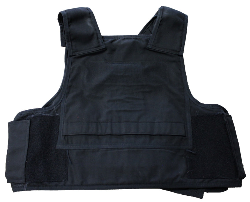 Ex Police Highmark Black Tactical Body Armour Bullet Proof Ballistic Vest HMA04B