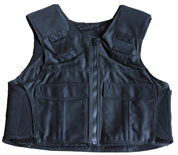 Black Hauberg Body Armour Cover Tactical Vest !COVER ONLY!
