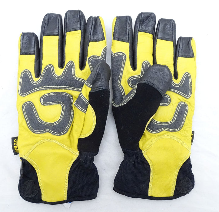 New JUBA Mecanix Impact X-Trication Protective Work Gloves GLV10