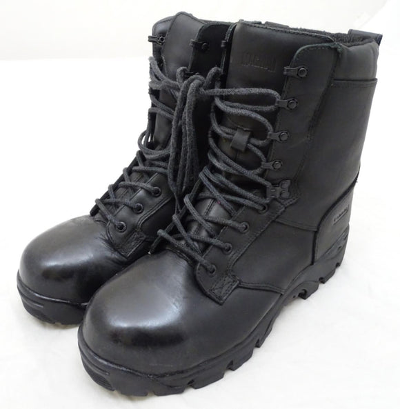 Used Magnum Shield ST SP WPI Black Combat Tactical Boots