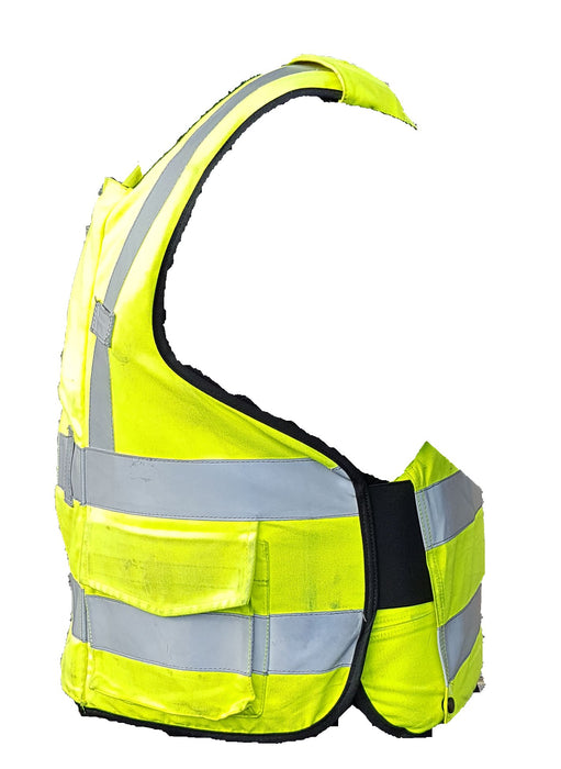 Hi Vis Mehler Body Armour Cover Tac Vest !COVER ONLY! MC03B