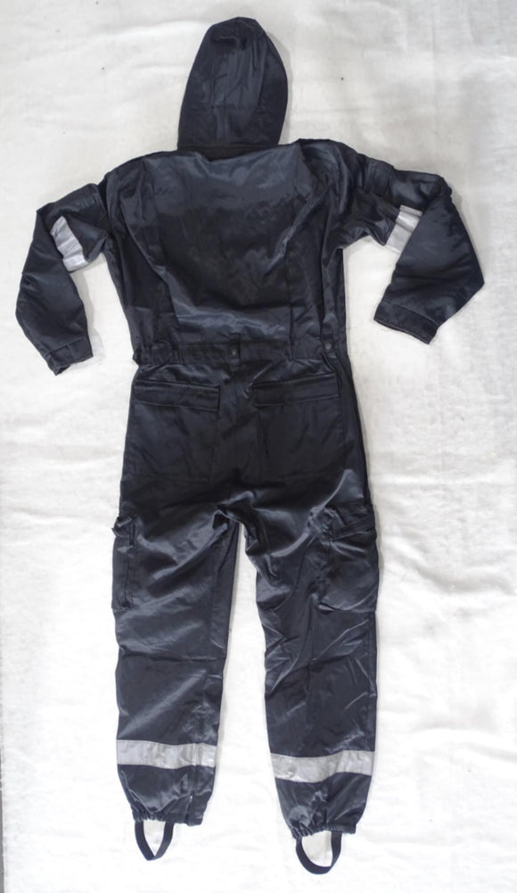 Navy Blue Derby Unitex Waterproof Tactical Coveralls Paintball Airsoft - DUC1A