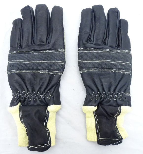 New JUBA Fire Fighter Gloves Leather And Gore-Tex Waterproof & Breathable GLV12