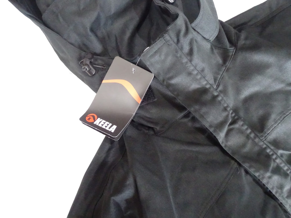 New Keela Black Tactical Overall Coverall KC02