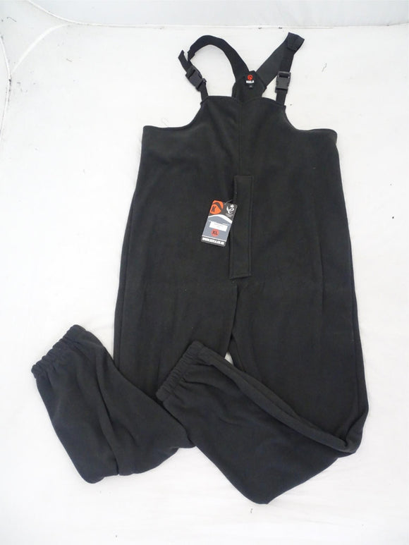 New Keela Skye Fleece Salopettes - XLarge/Regular - Waist 48