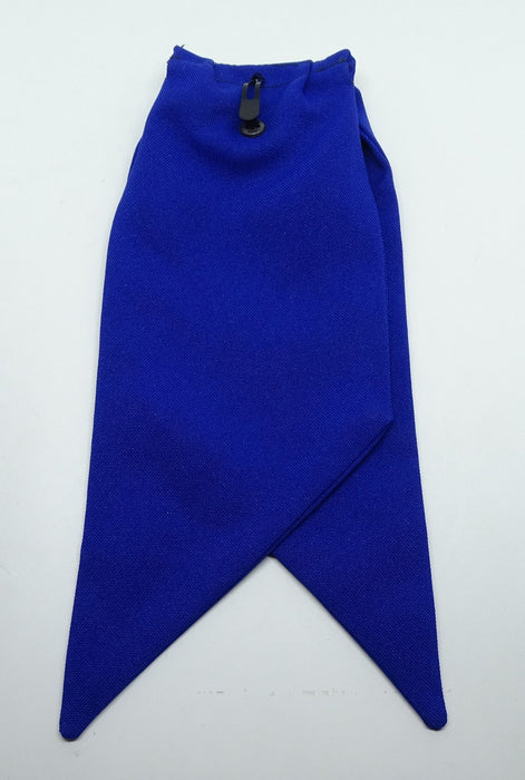 Ladies Clip On Cravat Blue Genuine British WPC Officer Used