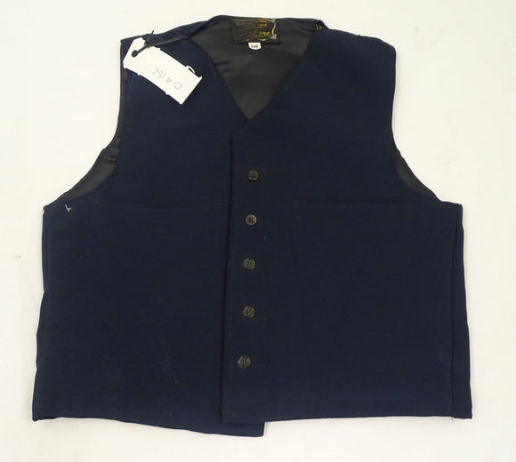 Made With Kevlar Bullet Proof Smart Waistcoat Grade B Size 44R OA132 Made In USA