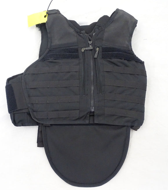 Hawk Ballistic Tactical Molle Body Armour Bullet Proof Vest XS/S HG2 OA215 AN