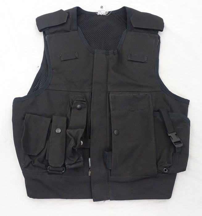 Black Kit Tactical Load System Tac Vest Security Dog Handler OBTV11