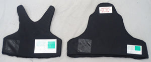 Global Armour Stab & Ballistic Panels Set Bullet Proof Panels HG1 KR2 OP147