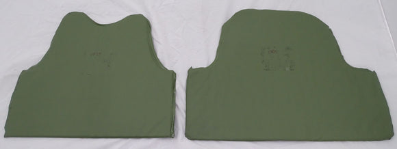 TBA Textiles Stab Proof Panels Set Ballistic Panels Upgrade Plates OP25