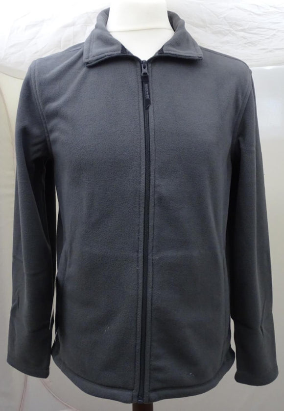 New Regatta Professional Seal Grey 210 Series Micro Full Zip Fleece - Medium