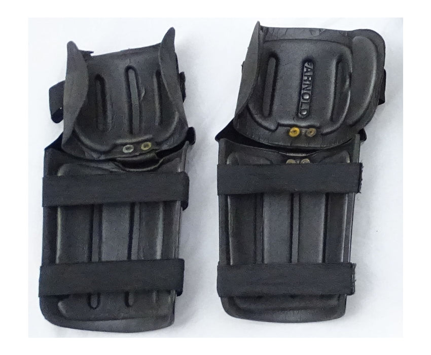 Riot Gear Set Forearm Guards Paintballing Airsoft S04F