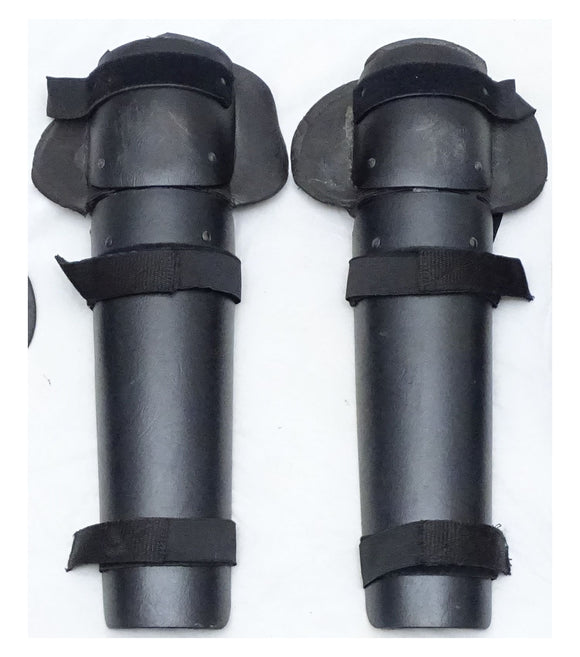 Riot Gear Knee & Shin Guards Paintballing Airsoft S04S