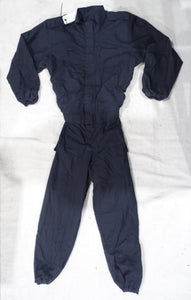 Scotgreat 2 Part Zip Off Flame Retardant Riot Coverall Navy Blue