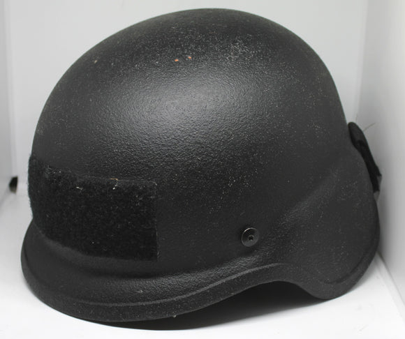 Ex Police United Shield PST Ballistic Helmet Made With Kevlar IIIA Grade A