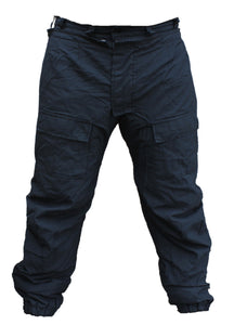 Yaffy Flame Retardant Cargo Trousers Part Of Riot Overall Coverall 286