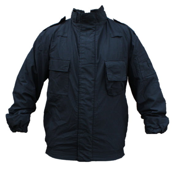 Yaffy Flame Retardant Riot Jacket Part Of Overall Coverall Navy Blue 2