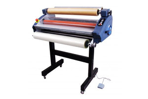 "Royal Sovereign 32"" Cold Pressure Sensitive Roll Laminator RSC-820CLS"