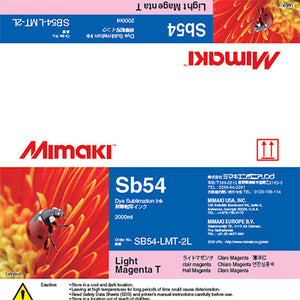 Mimaki SB54 Dye Sublimation Ink