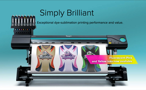 Roland Texart RT-640 Dye-Sublimation Transfer Printer