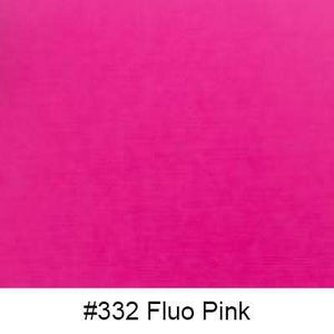 "Chemica Media 0332 Fluo Pink / 15""x15' Chemica: Hotmark Revolution Cut Only"