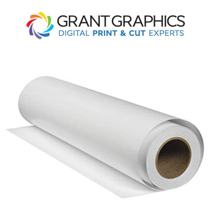 "Grant Graphics Media 38""x150' / Grey GG MatteCal-P/PG - Matte Permanent Vinyl 3.5 mil"