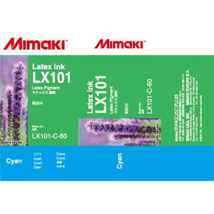 Mimaki LX101 latex ink 600ml