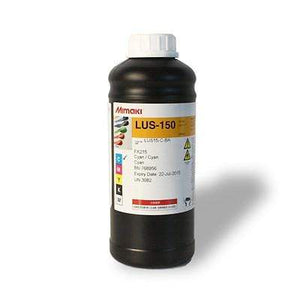 Mimaki Ink Cyan Mimaki LUS-150 UV Ink 1000cc